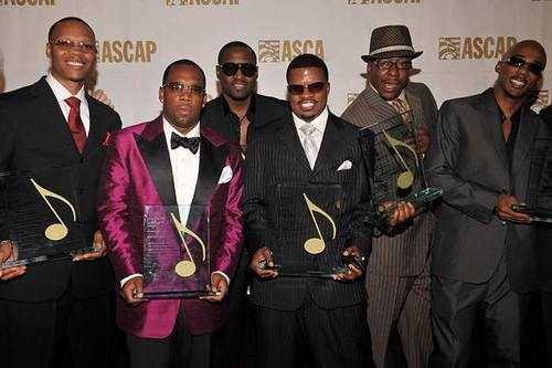 new edition holding a award