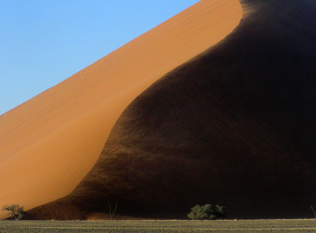 Dune in Namib Desert on Flickr by Emmie76
