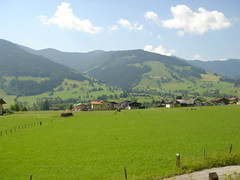 Zell am see Farms (SaudiSoul) Tags: wien green nature austria farm country zellamsee zell