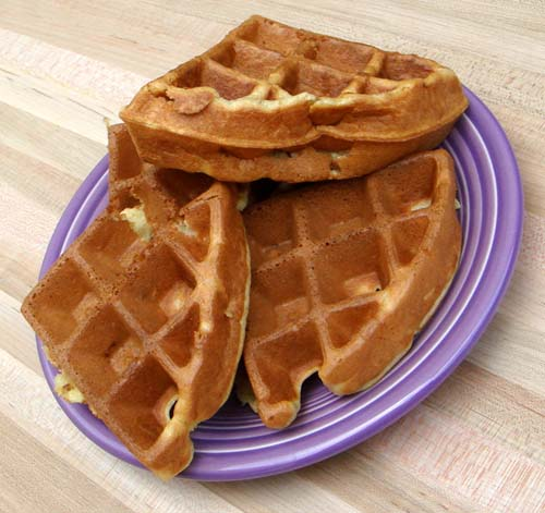 Walnut Waffles