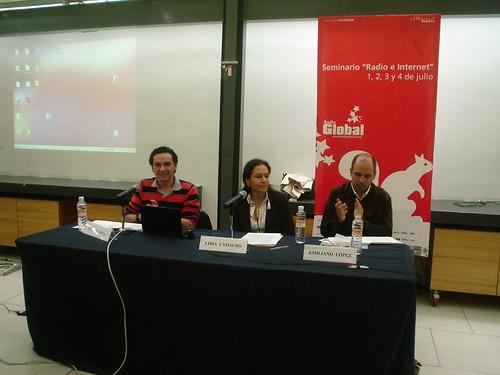Seminario en el Centro Cultural España