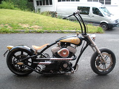 "Goldleaf - Redneck Bikes ""67"" Bobber (Marius Mellebye / 276ccm) Tags: black leather oslo norway norge chopper oldschool harleydavidson motorcycle redneck custom sportster pinstripe evo buell goldleaf leatherwork motorsykkel pinstriping custompaint bobber mariusmellebye vpower leatherseat apehanger customleather customharley customart choppershox buellengine 276ccm redneckbikes chopperseat buellbobber custombuell redneckbikesnorway"