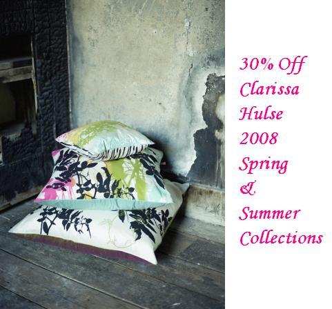 Clarissa Hulse Urban Jungle Cushion