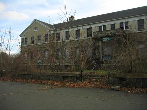 Reville (old hospital) building