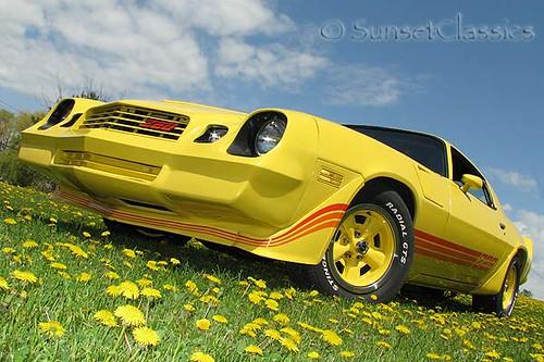 1980 chevrolet camaro z28. 1980 Chevrolet Camaro Z28 R