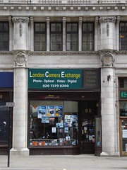 Picture of London Camera Exchange, WC2R 0AG