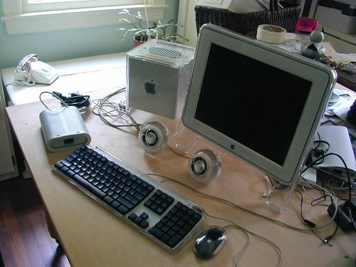 Mac Cube G4