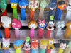 pez candy diispensers