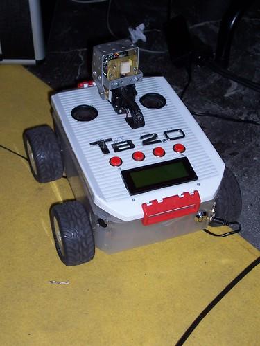 tupperbot