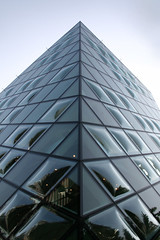 herzog & de meuron: prada epicentre ([DEADCITIES]) Tags: trees detail building glass fashion japan architecture facade contrast japanese tokyo cool geometry sunday angles bluesky diamond fave views personalfavourite shops   100 herzog prada herzogdemeuron consumerism perfection omotesando demeuron prestige perpsective flagshipstore  bluegrey greyblue japanesearchitecture automotiveperfection favourie pradaepicentre deadcitiesnet httpwwwdeadcitiesnet