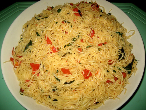 Day 64, August 3 - Better Than Olive Garden Pasta Pomodoro