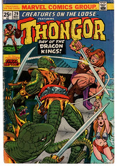 Thongor 29 (Todd Wilson) Tags: comics marvelcomics thongor