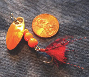 BEZERKER Trout Lure