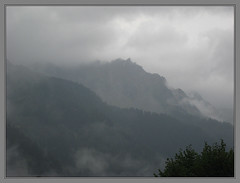 It Rained All Day (Cold Mountain) Tags: cloud rainyday chamonix