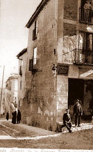 Posada de la Sangre, Toledo (España)