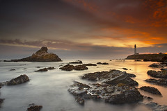 Pigeon Point Evening (PatrickSmithPhotography) Tags: ocean california longexposure travel sunset sea wallpaper vacation sky lighthouse seascape landscape pacificocean chapeau pigeonpoint pacificcoast sanmateocounty pigeonpointlighthouse sanmateocoast californialandscape californiaseascape