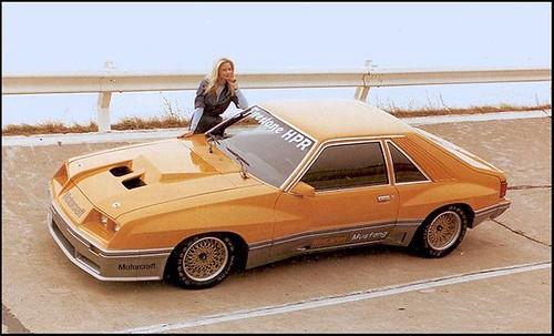 Mclaren Mustang that Bob Fehan built