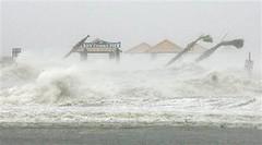 Hurricane Gustav. Mississippi