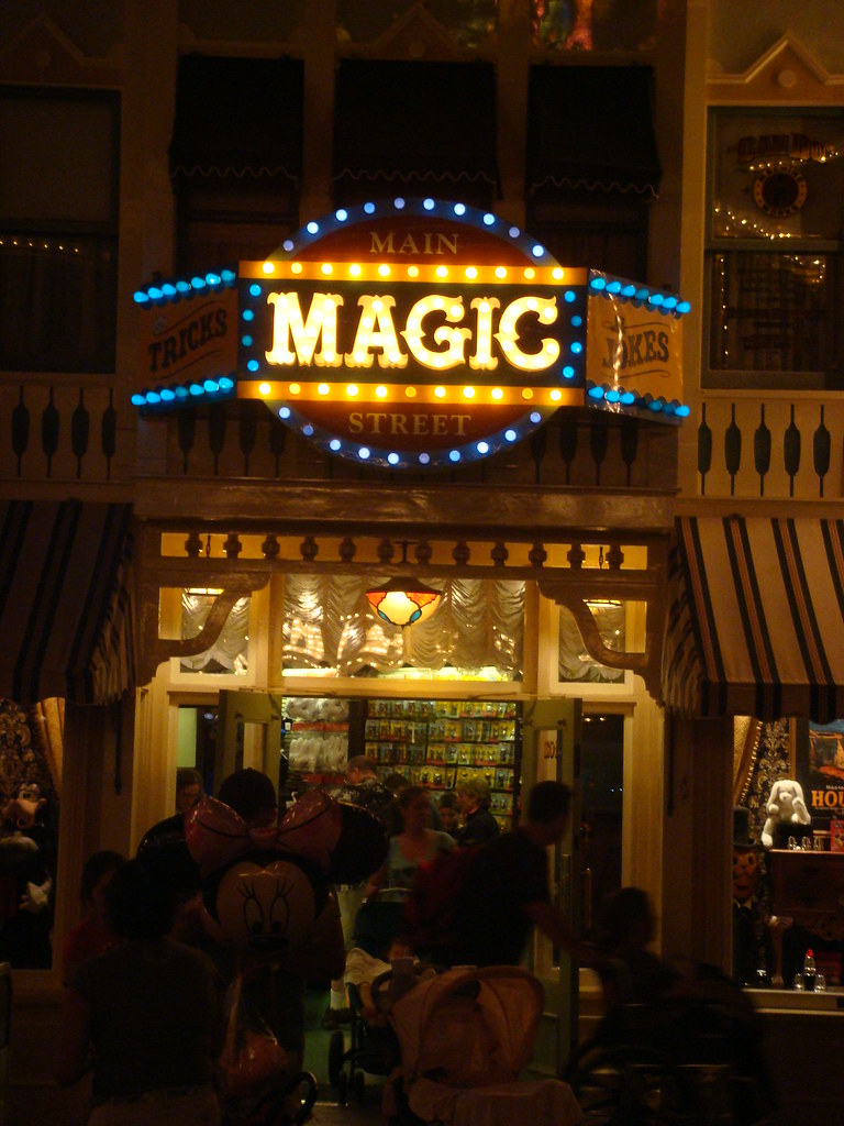 The World's Best Photos of magicshop and mainstreet ...