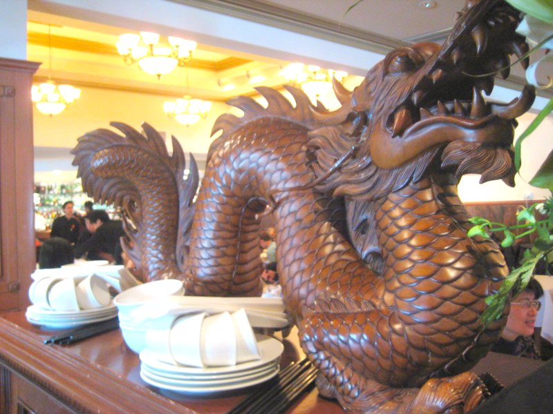 Golden Dragon Palace