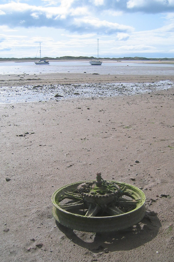 Beached Wheel