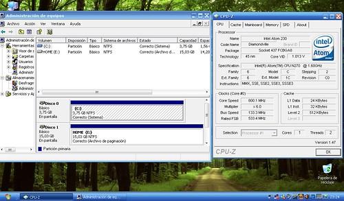 eee windows xp