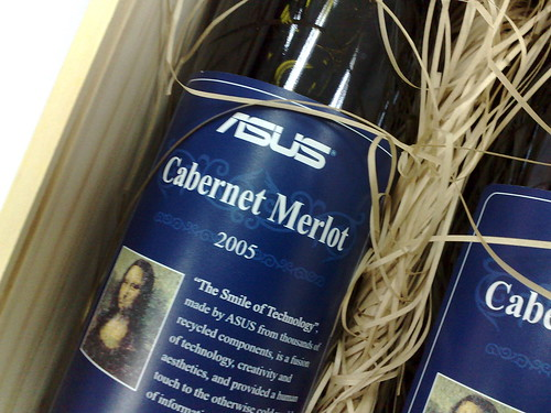 Wine by ASUS??? (by tenz1225)