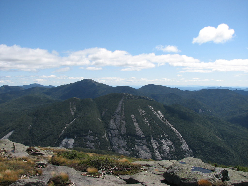 View of Colden from Algonquin