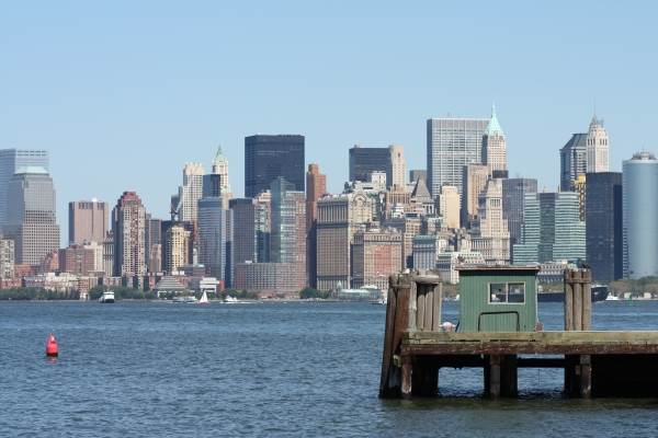 Baie de Manhattan