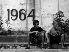 1964 (jobarracuda) Tags: streets philippines photowalk indios binondo intramuros 1964 fz50 panasonicdmcfz50 jobarracuda flickristasindios jobar jojopensica flickristasindiosphotowalk fotocompetitionbronze