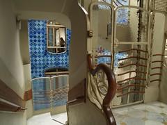 Barcelona Casa Batll -Gaud (chocogato) Tags: barcelona gaud casabatll