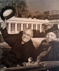 Franklin and Eleanor (FDR Bio, part 1) (Tony Fischer Photography) Tags: ny newyork president depression hydepark states democrat greatdepression fala fdr worldwartwo wwll worldwarll franklinroosevelteleanor rooseveltnew dealususaunited