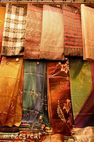 Batik & Songket