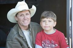 Mike and Erik Buddies Forever (michaelgman1) Tags: bullfighter rodeo director corvette sheila aguadulce 3rdsteerproductions johnbranagan