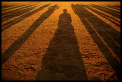 feeling INTIMIDATED! (Amar Jain) Tags: sunset shadows skygge intimidated skygger aplusphoto