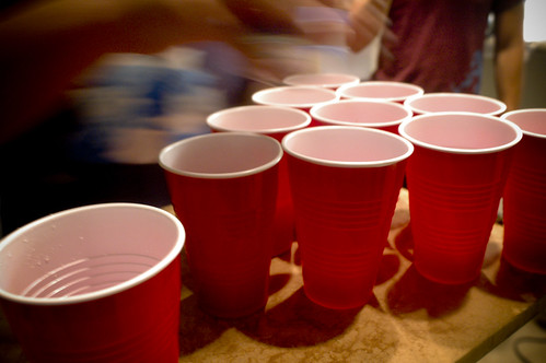 Beer Pong by thaiqn, on Flickr