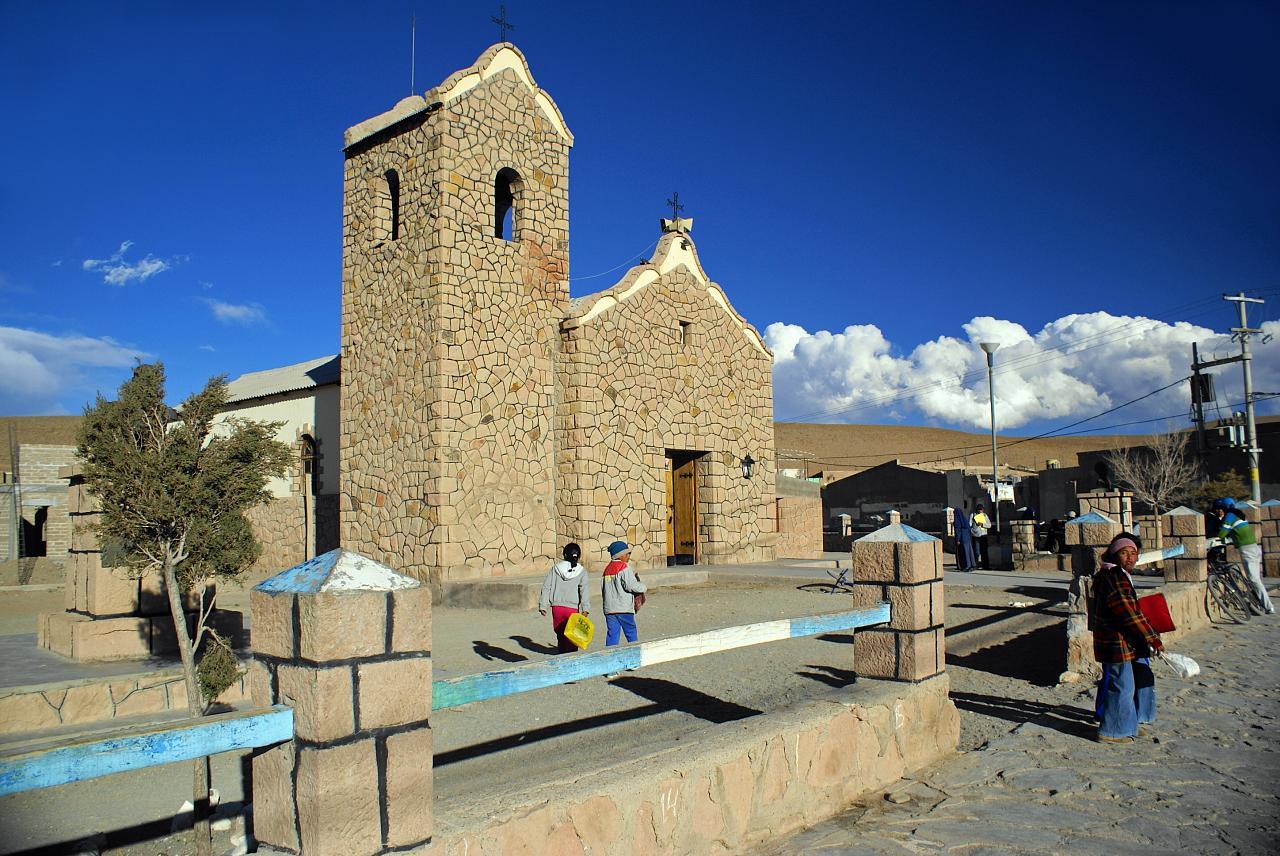 rutas argentinas, san antonio de los cobres