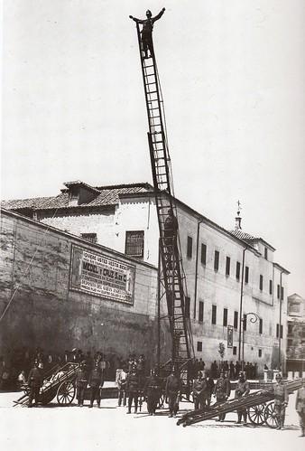 Paseo del Miradero (Toledo). Foto Rodríguez