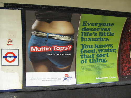 Muffin Tops!
