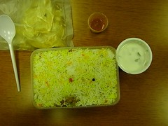 Chicken Biryani Bento
