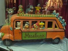 Szentendre - Marzipan work at Marzipan Museum (Szab Marcipn Mzeum) (bloomjune) Tags: museum marzipan