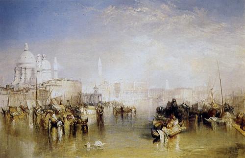 Venezia Dal Canale Della Giudecca Turner Turner Venezia Dal Canale
