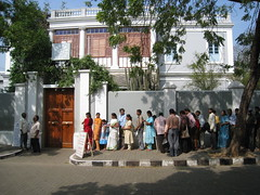 Sri Aurobindo Ashram - Pondicherry