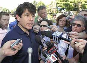 Gov. Rod Blagojevich by captainleadbottom
