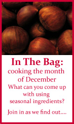 In the Bag Logo December 08