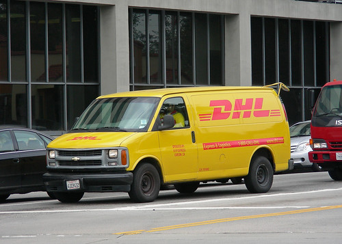 DHL by So Cal Metro.