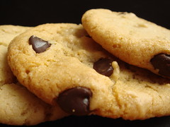 Vegan Homestyle Chocolate Chips Cookies