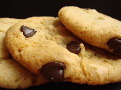 Vegan Homestyle Chocolate Chips Cookies