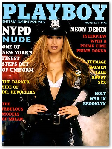 Maria Checa in Playboy August 1994