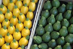 Courgettes rondes du March de Rungis (Rungis International) Tags: fruits lgumes courgettes rungis marchderungis